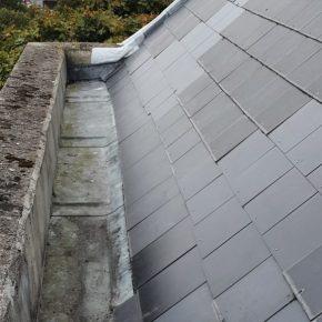 Slate And Lead Repair