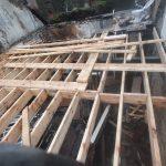 1st fix steel and hoists